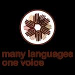 manylanguagesonevoice-logo